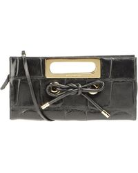 Viktor & Rolf Large Leather Bag - Lyst