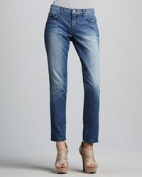 J Brand Aidan Relaxed Cropped Jeans - Lyst