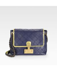 Marc Jacobs The Large Single Quilted Shoulder Bag - Lyst