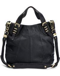 orYANY | Convertible Leather Satchel | Lyst