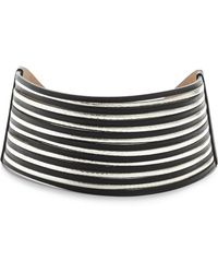 Rachel Zoe - Strappy Mixed Belt - Lyst