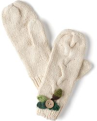 ModCloth - Under The Oaks Mittens - Lyst