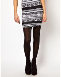 American Apparel - Sparkle Tights - Lyst
