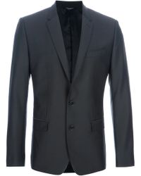 Dolce & Gabbana Blazer and Trouser Suit - Lyst