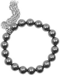 Philippe Audibert Stessy Silverplated Bracelet silver - Lyst