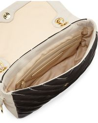 Adrienne Vittadini - Eve Quilted Shoulder Bag - Lyst