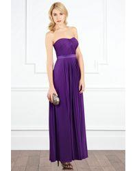 Coast Polina Maxi Dress - Lyst