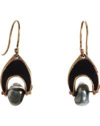 Ten Thousand Things - Keshi Pearl Arabesque Earrings - Lyst