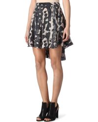 Kelly Wearstler | Atlantisprint Flip Skirt | Lyst