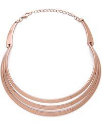 Adia Kibur - Collar Necklace - Lyst