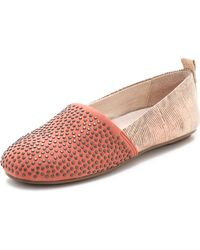 House of Harlow 1960 - Stud Kye Flats - Lyst
