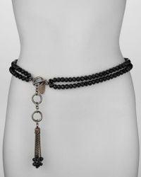 Suzi Roher - Twostrand Jewelry Belt - Lyst