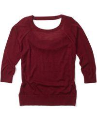 Club Monaco Kimberly Sweater - Lyst