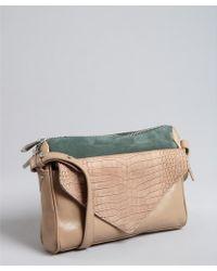 Pour La Victoire Leather Crossbody Bag - Lyst