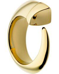 Shaun Leane 'Tusk' Ring gold - Lyst