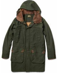 Musto Shooting Highlands Waterproof Canvas Jacket - Lyst