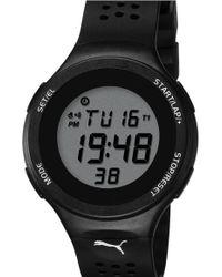 PUMA | Faas 200 Digital Sport Watch | Lyst