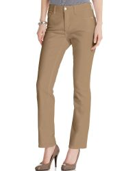 Not Your Daughter's Jeans | Sheri Skinny Jeans Flaxseed Wash | Lyst