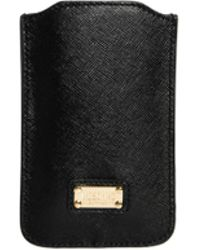 Boutique Moschino - Leather Iphone Holder - Lyst