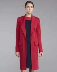 St. John Milano Knit Cocoon Jacket - Lyst