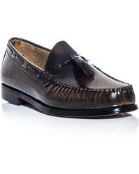 G.H. Bass & Co. Larkin Loafers - Lyst