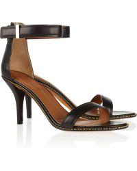Givenchy 'Mirtilla' Sandals black - Lyst