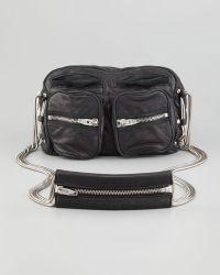 Alexander Wang - Brenda Chain Shoulder Bag - Lyst