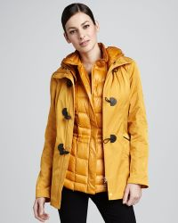 Rainforest - 3in1 Doublelayer Toggle Jacket - Lyst