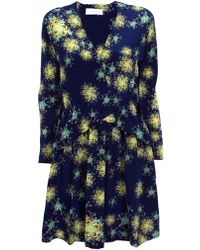 Cacharel Flocon Dress - Lyst