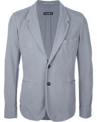 Dolce & Gabbana Cotton Blazer - Lyst