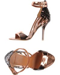 Givenchy Highheeled Sandals - Lyst