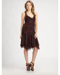 Ralph Lauren Blue Label - Silk Glynn Dress - Lyst