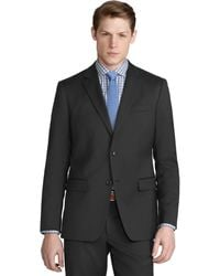 Brooks Brothers Milano Fit Solid 1818 Suit - Lyst
