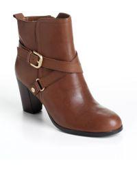 Jones New York - Leather Boots - Lyst