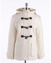 London Fog - Duffle Toggle Coat - Lyst