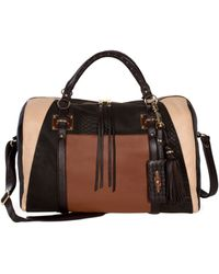Elliott Lucca - Lucca Leather Duffle Bag - Lyst
