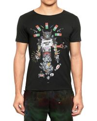 Dead Meat - Whats Up Doc Printed Jersey T-shirt - Lyst