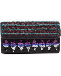 Nanette Lepore - Beaded Holiday Clutch - Lyst
