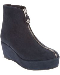 Opening Ceremony - Zip Through Ankle Boot - Lyst