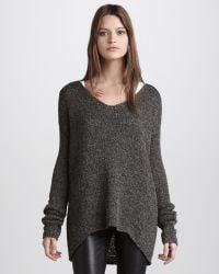 Vince V-Neck Sweater - Lyst