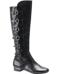Isola - Leather Riding Boots - Lyst