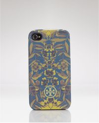 Tory Burch Iphone 4 Case Garnet - Lyst