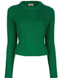 Acne Studios Lia Sweater - Lyst