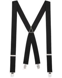 LAC - Black Vintage Plain Braces - Lyst