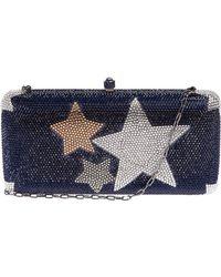 Sylvia Toledano - - 'wonder Star' Box Clutch - Women - Polyurethane/metal (other)/swarovski Crystal - One Size - Lyst