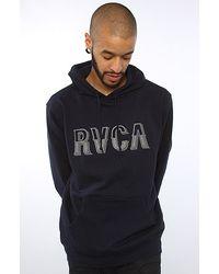 RVCA The Vintage Rvca Hoody - Lyst