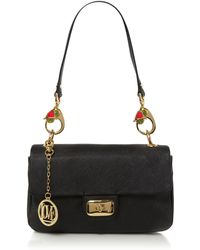 Love Moschino | I Love Puppies Chain Shoulder Bag | Lyst