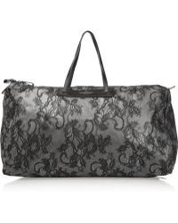Valentino - Lace Weekend Bag - Lyst