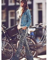 Free People Discharge Bali Flare - Lyst