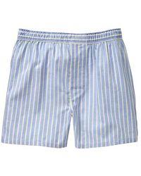Gap Striped Boxers - Lyst